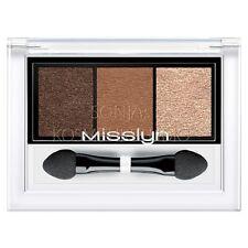 MISSLYN High ShineTrio Eyeshadow (20 woodstock) NEU&OVP