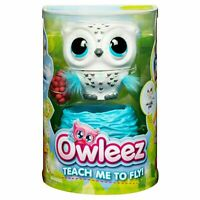 OWLEEZ Interactive Flying Baby Owl Spin Master Toys SEALED Ships Now