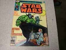 January 1980 Star Wars #31 Marvel Comic Book