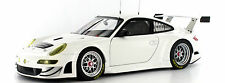 AUTOart 1/18 2009 Porsche 911 GT3 RSR (997) Plain Body Version White 80973