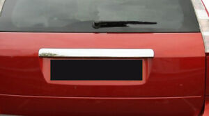 Chrome Rear Door Handle Cover Tailgate Trim To Fit Ford C-Max (2003-10)