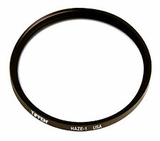 New Tiffen 138mm UV Haze-1 Round Glass Filter Schneider Filters 138HZE