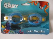 Disney Finding Dory Swim Goggles Blue/Yellow  for Beach or Pool Swim