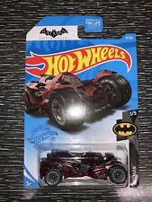 Hot Wheels BATMAN Arkham Knight Batmobile, 1/5 or 8/250, New for 2021