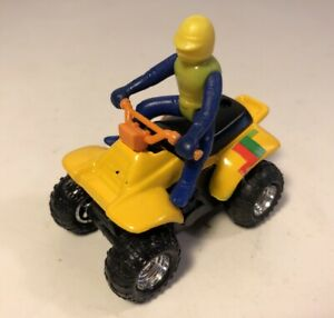 Vintage Diecast ATV 4 Wheeler Toy