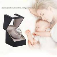 Automatik Uhrenbeweger Uhrenbox Uhrenkasten Watch Winder Box Holz Für 1 Uhre Neu
