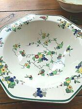 More details for antique art deco serving bowl/decorative bowl  royal doulton   iconic