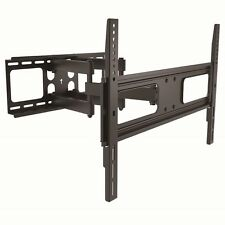 CURVED or FLAT Screen/Panel LCD/HDTV/TV/PC/Monitor Wall Mount/Mounting Bracket