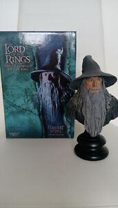 Der Herr der Ringe Gandalf the Grey Büste, Weta, Hobbit, Bust, Statue