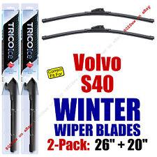 WINTER Wipers 2-Pack Premium Grade - fit 2005-2011 Volvo S40 - 35260/200