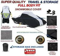 Full Fit Snowmobile Sled Cover Yamaha Sidewinder X-TX LE 146 2020 2021