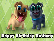 Puppy Dog Pals Premium Frosting Sheet Cake Topper FREE Personalization