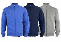 Nike Men's Mock Collar Fleece Jacket, Color Options
