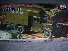 Soviétique Werkstatt-Lkw Parm II, 1/72, Toga