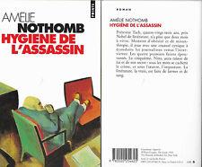 LIVRE - AMELIE NOTHOMB : HYGIENE DE L' ASSASSIN