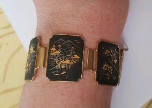Wunderschönes großes Amita Armband Japan Handarbeit Bracelet Japan UNIKAT !!!