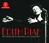 EDITH PIAF *  60 Greatest Hits * New 3-CD Box Set * All Original Songs