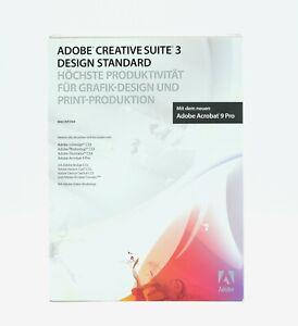 Adobe Creative Suite 3 Design Standard Macintosh (3 Disc) Deutsch Vollversion#04