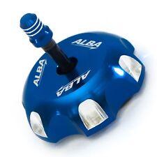 Banshee Blaster YFZ 350 Yfs 200 Billet Gas Casquette Alba Racing Bleu 403 T6/L