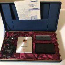Panasonic SJ-MJ7 MD Minidisc Recorder Walkman Portable Digital 80th anniversary