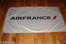 AIR FRANCE 3' x 5' FLAG DOUBLE SIDED - NYLON - HEAVY DUTY