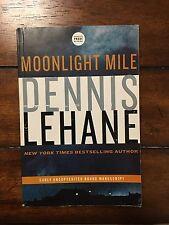 Moonlight Mile by Dennis Lehane Collectible ARC Advance Copy