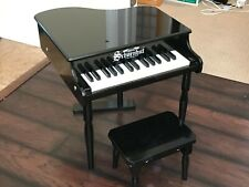 Original Shoenhut 30 Key Classic Piano With Bench And Accessories
