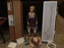 Zawieruszynski Mirka Doll  w/ COA, box & original shipper . NEVER OPENED 25/100