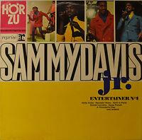 """SAMMY DAVIS - ENTERTAINER NO. 1 - HÖR ZU EDITION   12""""  LP (O260)"""