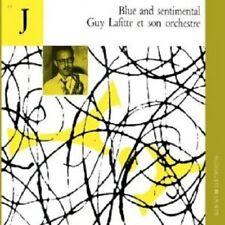 GUY LAFITTE - BLUE AND SENTIMENTAL  CD NEU