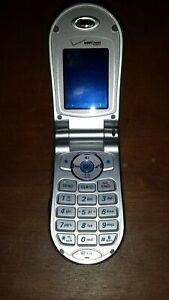 LG VX4500 Flip Phone VERIZON, FACTORY SEAL ON SCREEN. CLEAN, NO SCRATCHES/SCREEN