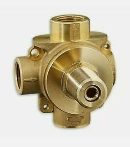 """American Standard R422S 1/2"""" Two-Way Shared Flow In-Wall Diverter Valve - Rough"""