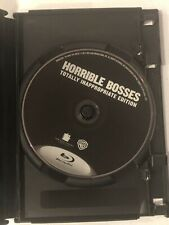 HORRIBLE BOSSES - TOTALLY INAPPROPRIATE EDITION BLU-RAY MOVIE! JASON BATEMAN!