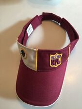 RARE MAY BE 1 Of A Kind Washington Redskins NFL Visor I Can Not Find 1 Like It !