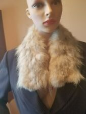 Vintage Coyote fur colar, boa, wrap, shaw 29 inches long