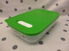 Tupperware Green Ventsmart Medium Low 1.8L Fridge Storage Fridge Smart New