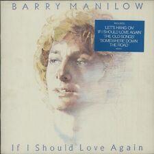 BARRY MANILOW If I Should Love Again 1981  UK vinyl LP EXCELLENT CONDITION