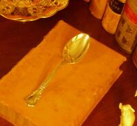 Fine Estate Sterling Silver GORHAM Solid Serving Spoon CHANTILLY No Monograms