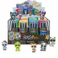 Feisty Pets Mini Misfits Mystery Pack 1 Piece Random Color Brand New