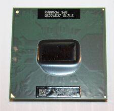 Intel Celeron M-Mobile Laptop Cpu #Sl7Ls-1.4ghz/1M/400mhz Processor