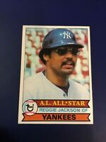 1979 Topps # 700 REGGIE JACKSON New York Yankees NM Nice Look !