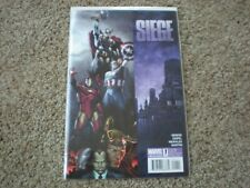 Siege #1 (2010 Series) Marvel Comics VF/NM