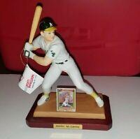 MARK MCGWIRE ATHLETICS A's Sports Impressions porcelain figure Cardinals