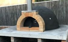 Pizza oven Brick Dome 1000mm Pompeii outdoor wood fired PRECUT DIY kit - No cuts