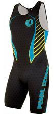 Pearl Izumi Men's P.R.O Triathlon Tri Sprint Suit - Atomic Black (Small)