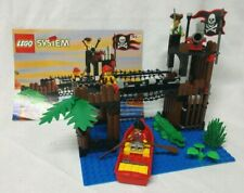 Rare LEGO 6249 Pirates Ambush - 100% Complete with Manual & Extra Items (A)