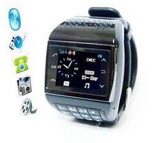Afanda reloj de móviles teléfono con marcado por voz ET-1 digital key largo