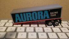 AFX HO Scale Aurora Racing Team Slot Car Trailer