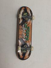 Tech Deck Zero Chris Cole Tiger Eyes 96mm Mini Skateboard