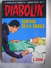 DIABOLIK anno XXVI n°7  [G311R]